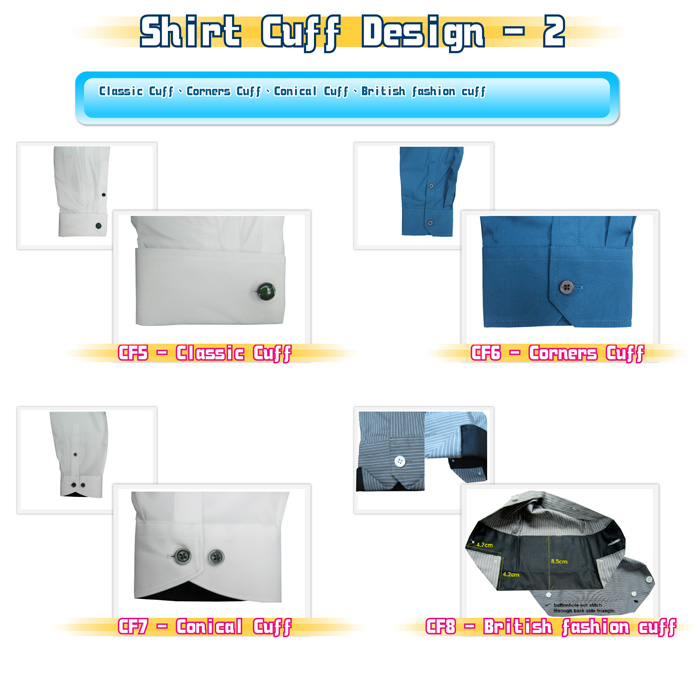 Design options-shirt cuff design 2-20100723