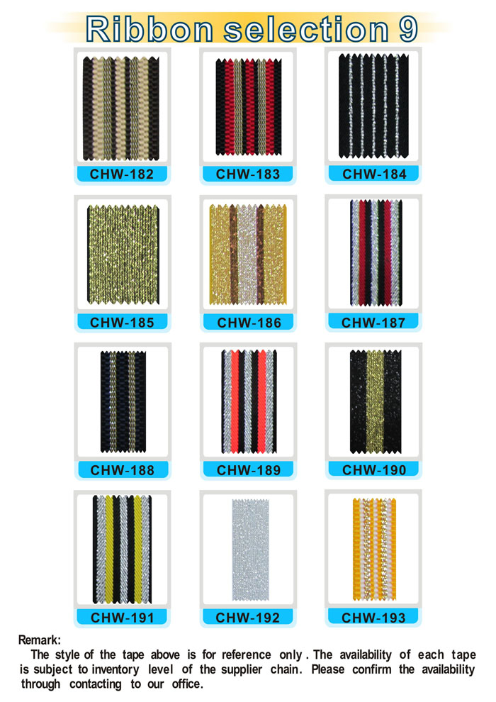 ribbon selection9-20121105