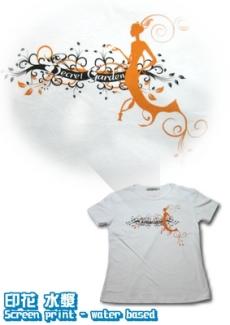 Logo-水漿印花-Tee_igift