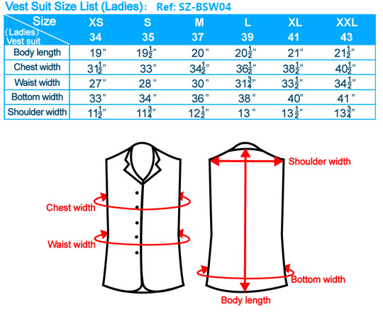 size-list-business-suits-vest-ladies-20100609