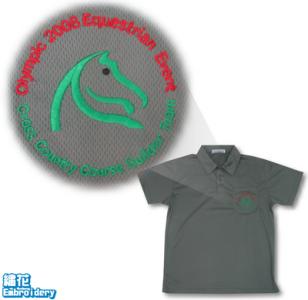 Logo-刺繡-Polo-恤_igift