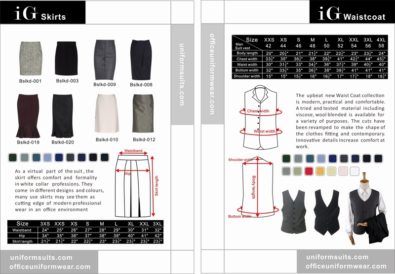 catalogue suit vest and skirts (复制)_igift
