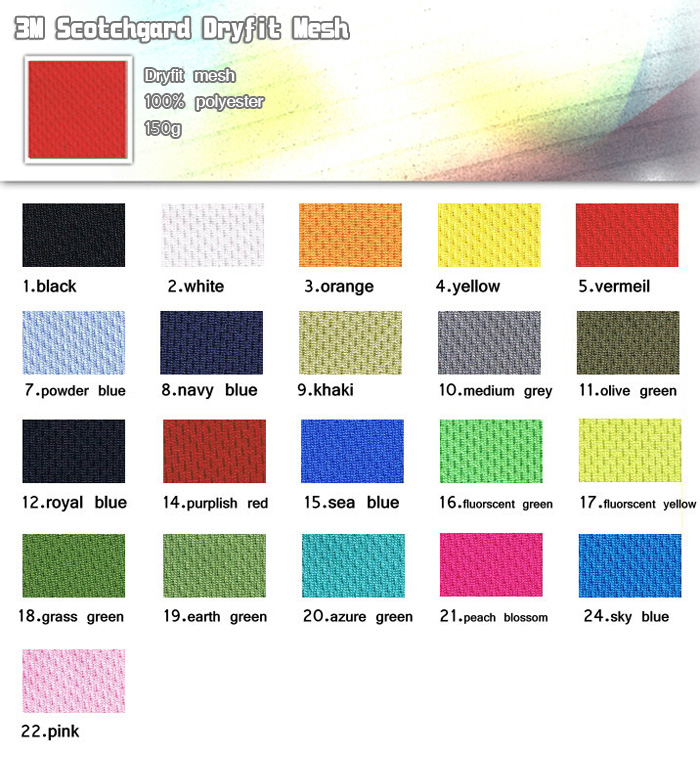 Fabric-3M-Dryfit-mesh-100%-polyester-150g-TShirt-20110304
