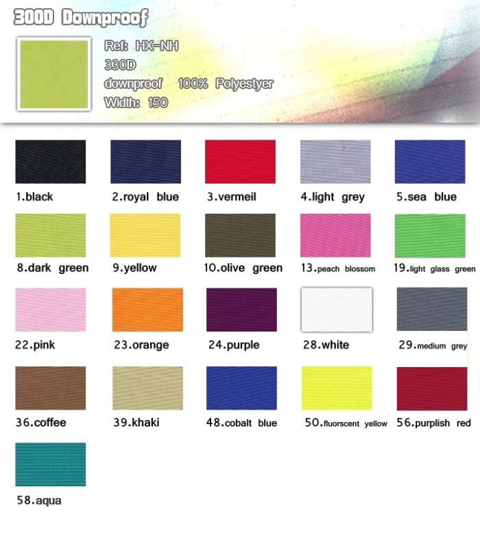 Fabric-300D-downproof-100%-polyestyer-windbreaker-20121222