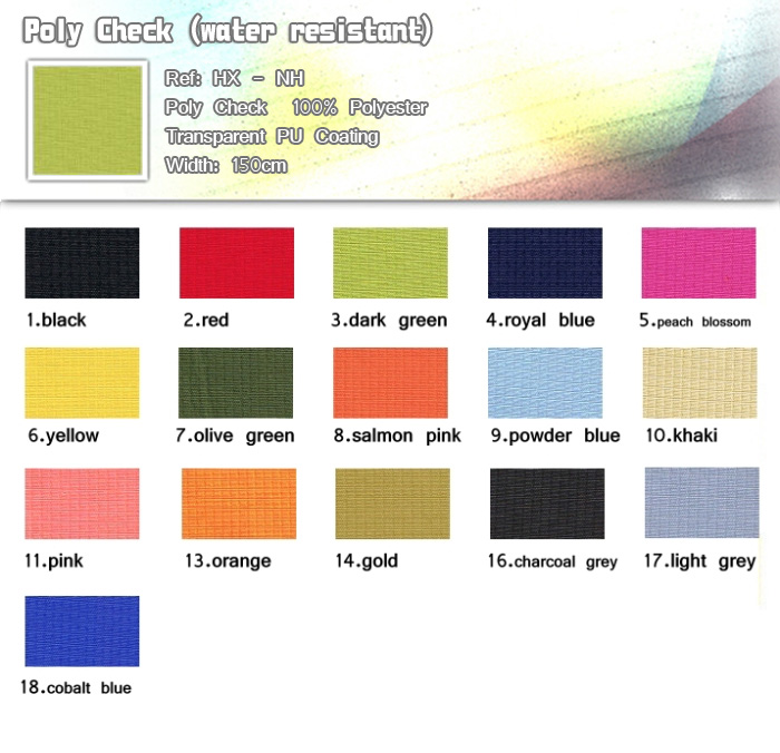 Fabric-Poly-check-100%-polyester-transparent-PU-coating-20130103