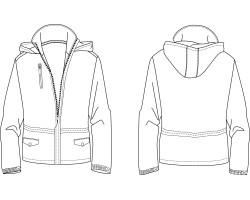 jacket design pattern jacket style images windbreaker design