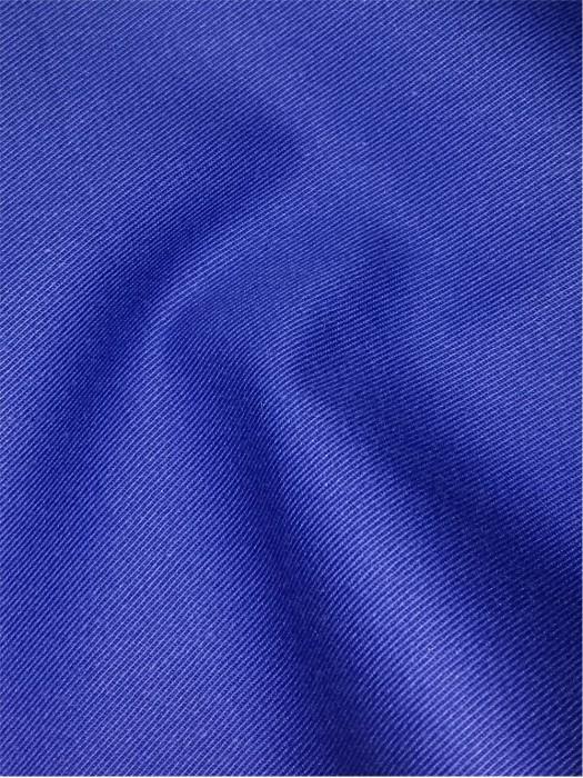 XX-FSSY/YULG  100% cotton FR anti-static twill fabric 20S*16S/128*60 260GSM