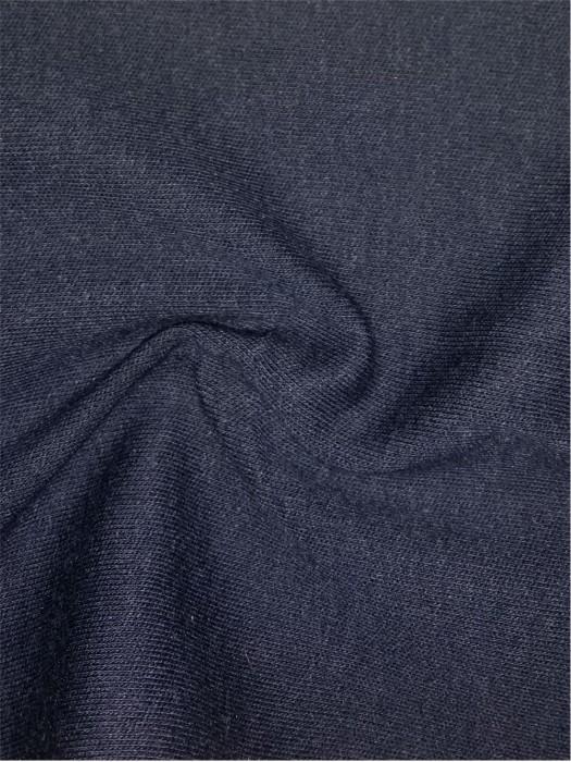 XX-FSSY/YULG  Modacrylic/cotton FR knitted interlock fabric 32S/2*32S/2 240GSM