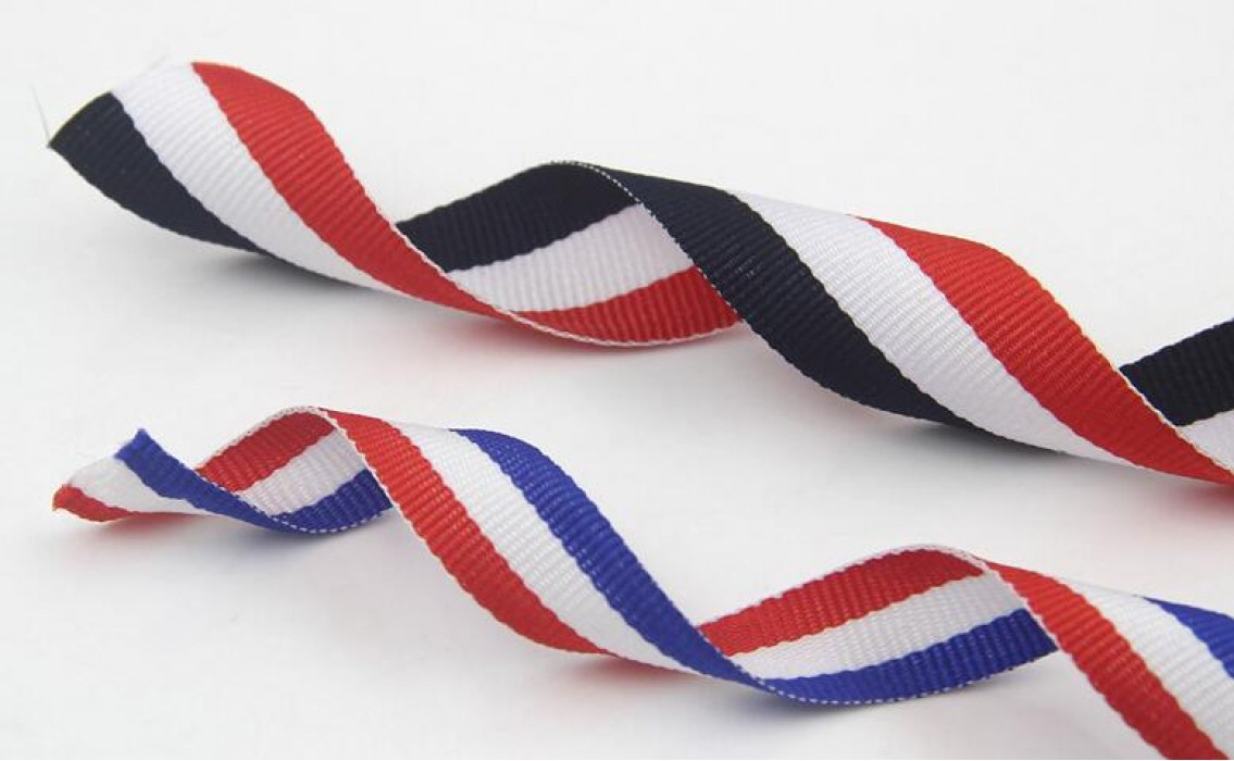 ZJ  三色織帶  布帶裝飾 彩色織帶