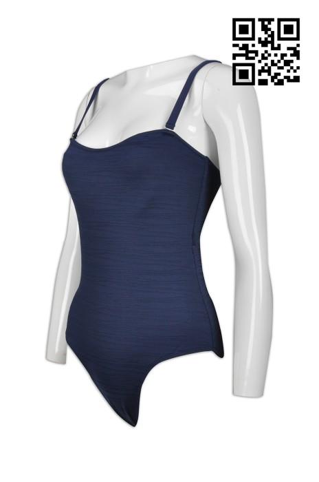 TF048 訂製量身泳衣款式   設計泳衣款式  連身泳衣   自訂泳衣款式    泳衣生產商