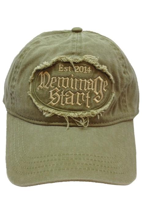 HA290 來樣訂做運動帽 網上下單洗水 繡花章太陽運動帽 設計運動帽供應商
