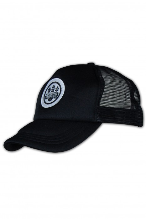HA123  棒球帽訂製 棒球帽設計 6頁帽