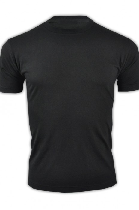 printstar 黑色005短袖男装T恤 00085-CVT  黑色顯瘦彈力T恤 透氣T恤 T恤供應商 T恤價格
