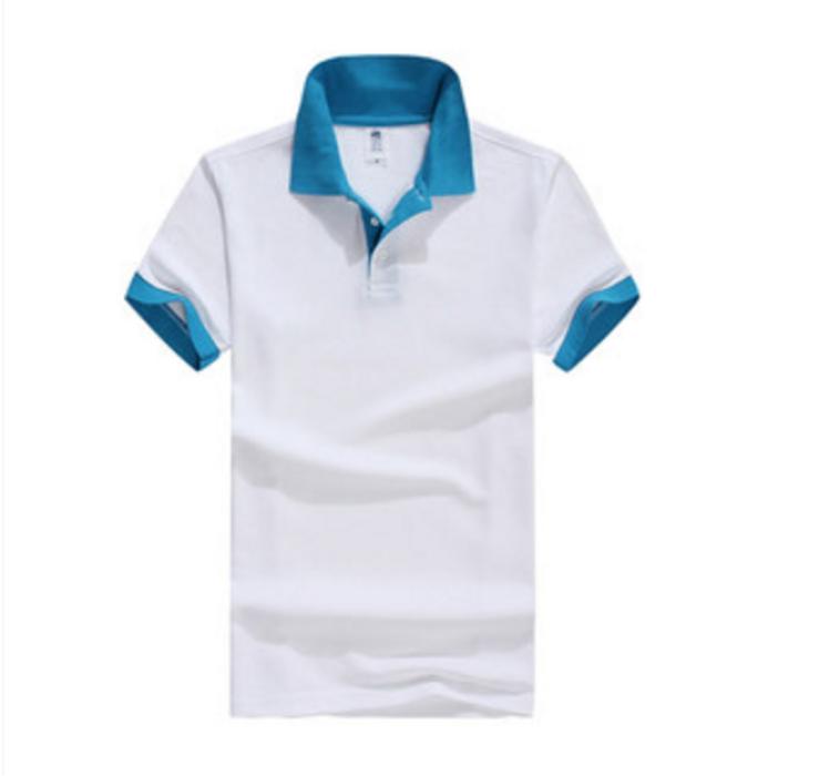 SKP003  訂購撞色領Polo恤  網上下單廣告Polo恤   大量訂造Polo恤  Polo恤製衣廠