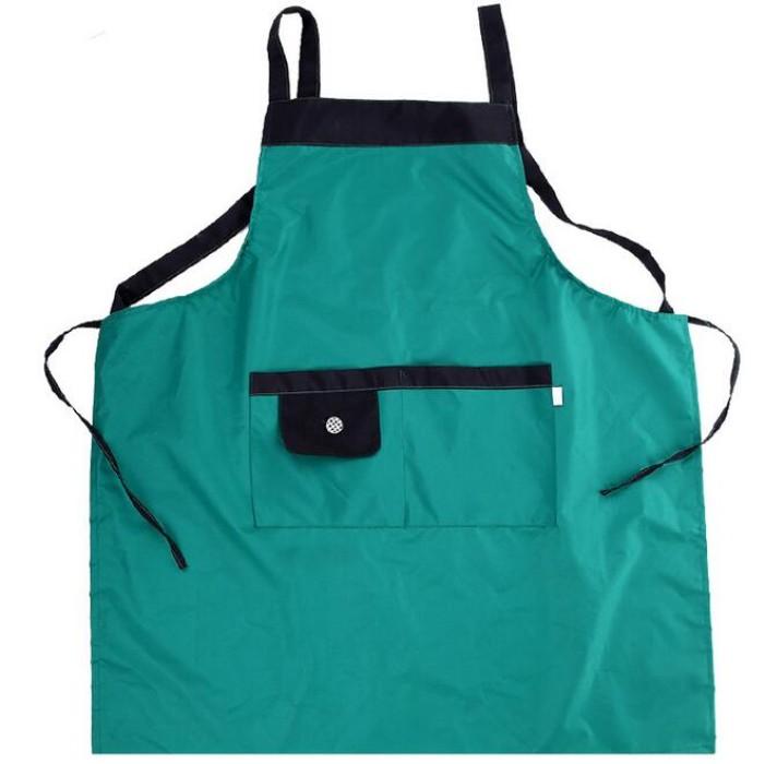 SKAP040 餐廳服務員工作服圍裙  防水H帶圍裙