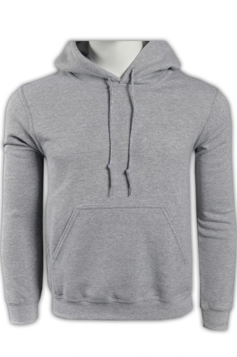 gildan 運動灰色95H男裝有帽衛衣 88500 來款訂造潮版帶帽衛衣 衛衣配搭 衛衣製造商   衛衣價格