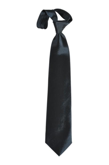 TI116黑色領呔   來樣訂做領呔  領呔廠房 領呔價格