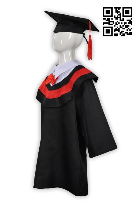 SKDA003 度身訂造兒童畢業袍 個人設計畢業袍 幼稚園生畢業袍 小學畢業袍 訂造小學畢業袍 畢業袍專營  制服呢  畢業袍價格