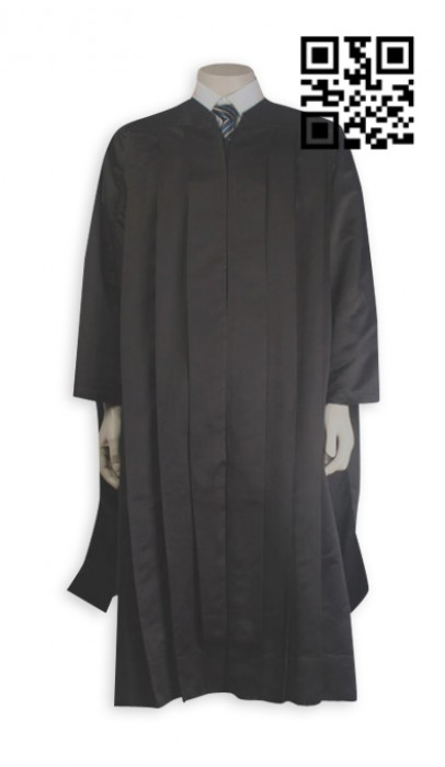 SKDA009  訂製碩士服槽袍 訂購大學研究生畢業服 網上下單畢業袍  畢業袍供應商  畢業袍價格