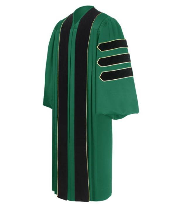 SKDA013 設計美式畢業袍款式  訂造墨綠色畢業袍款式  學士服  博士服  自訂畢業袍款式  畢業袍中心