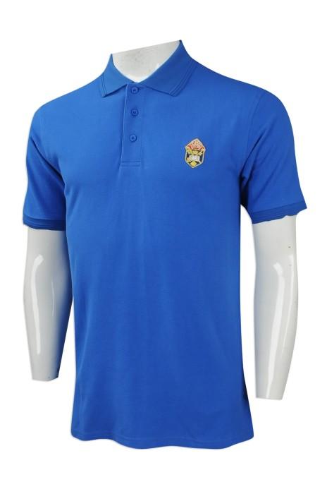 P992 製作淨色Polo恤  大量訂造短袖Polo恤  網上下單Polo恤  Polo恤專門店