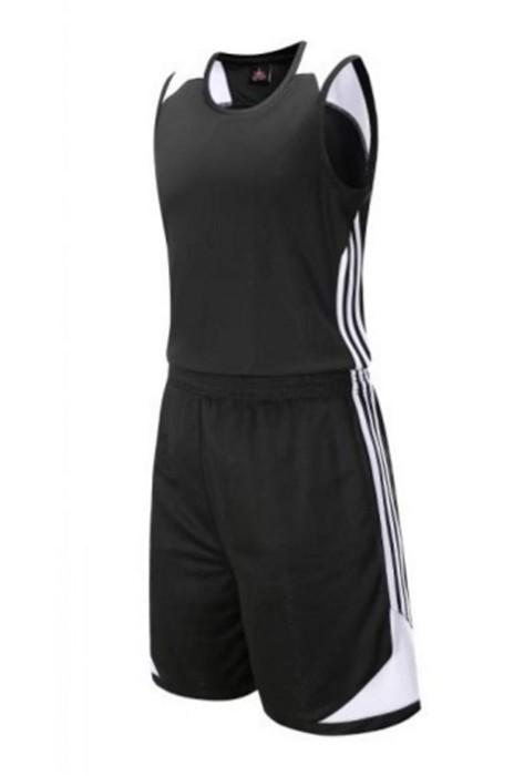 SKTF019 訂購籃球服套裝定制  diy籃球衣運動訓練服 網上下單籃球服  籃球服hk中心