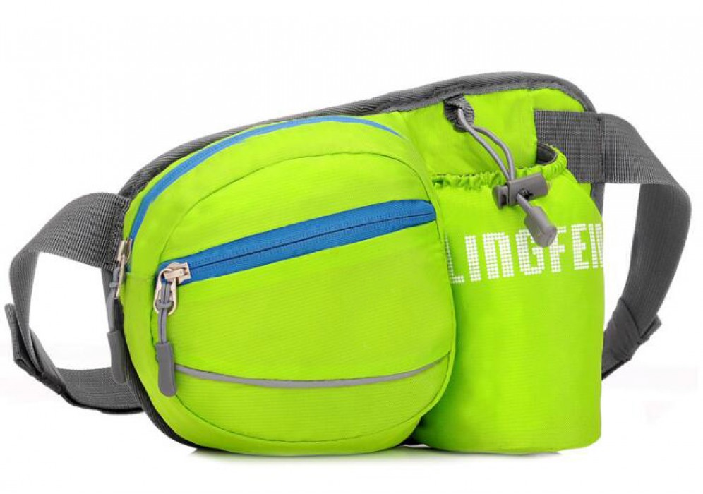 PK008 訂做休閒腰包款式   設計運動腰包款式 行山  跑步   自製腰包款式   腰包製衣廠