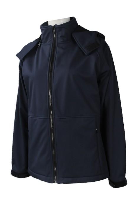 J768 網上下單風褸外套 設計風褸外套款式 澳洲 HH 訂造風褸外套製衣廠