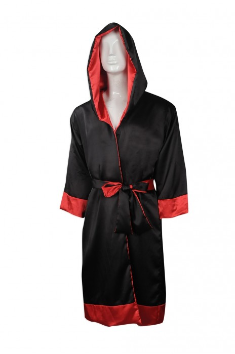 CP015 製作遊戲Cosplay服 網上下單拳館 西洋拳選手出場袍遊戲服 設計遊戲Cosplay服供應商