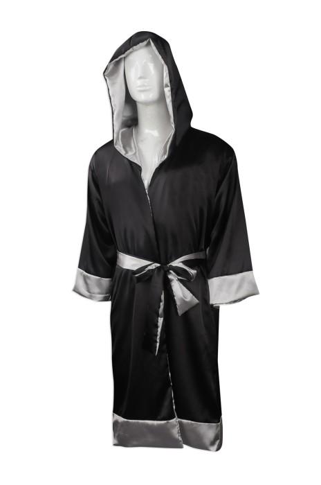 CP017 大量訂做COSPLAY遊戲服 團體訂購套裝遊戲服 拳擊選手 比賽長袍 製作遊戲服生產商