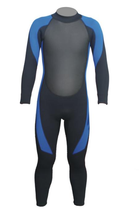 ADS014  訂做衝浪潛水衣款式   自訂連體潛水衣款式  3MM  製作潛水衣款式   潛水衣製造商