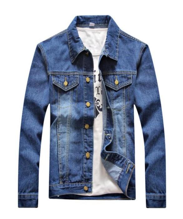 SKJN002  設計度身牛仔外套款式  自訂休閒牛仔外套款式   訂做男裝牛仔外套款式   牛仔外套中心   牛仔外套價格