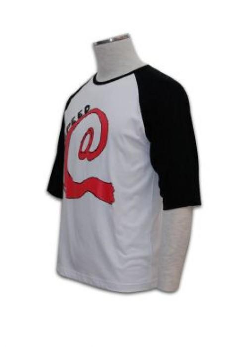 CT002 Camp Tee, 整camp tee, 中袖 訂camp t-shirt, Camp Tee訂造優惠