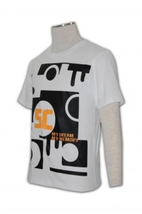 CT005自製班衫 訂團體班衫 classtee DIY班衫 歌唱班tee design