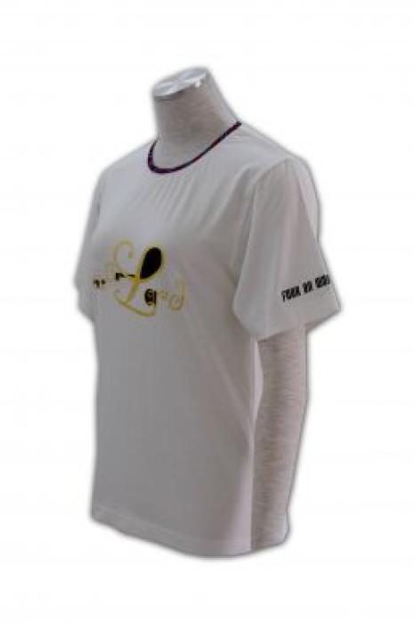 CT007 個性班衫訂做 個性班衫製造商 歌唱班tee design 個性班衫公司