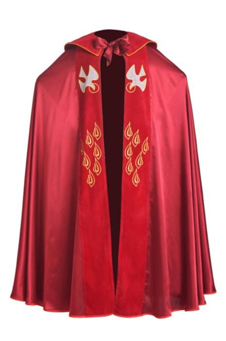 SKPT007 訂購天主教服裝 神父披肩 神父服裝 天主教禮儀服裝 天主教聖服 牧師袍hk中心