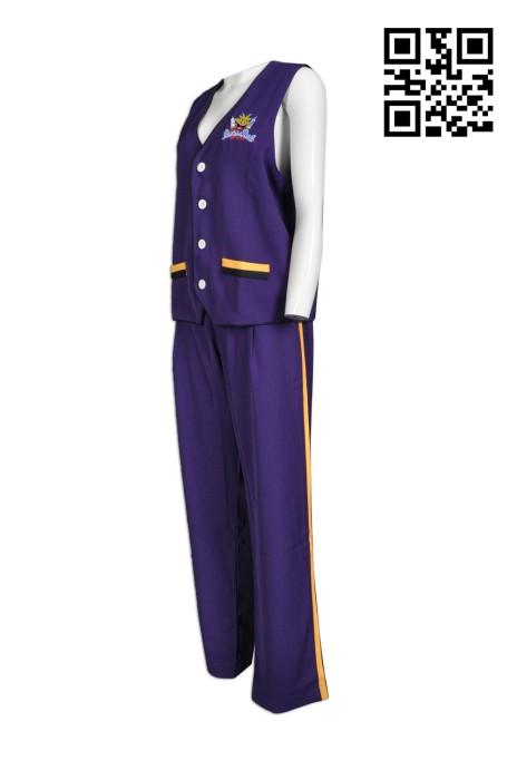 UN162  訂造工作專用制服  來樣訂造公司制服  大量訂造公司制服  公司制服中心