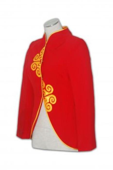 UN035-4 團體制服設計 自訂工衣 hk