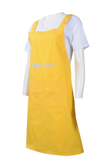 AP117 度身訂做圍裙款式 DIY全身圍裙 製作圍裙 自訂全身圍裙供應商