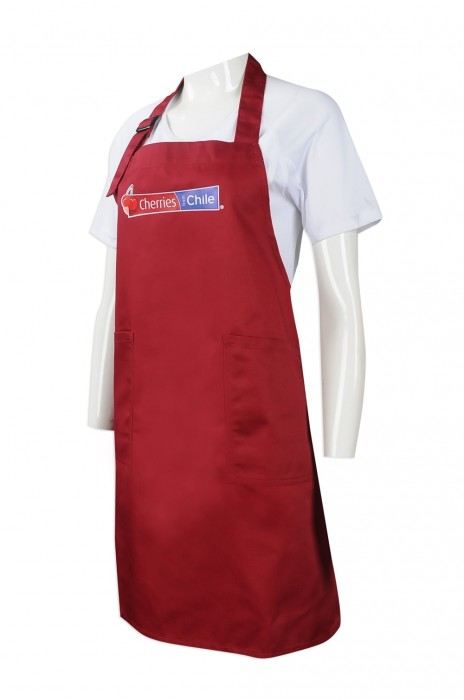AP119 大量訂做圍裙 製作員工專用圍裙  農場果園 自訂LOGO圍裙款式 製作圍裙生產商