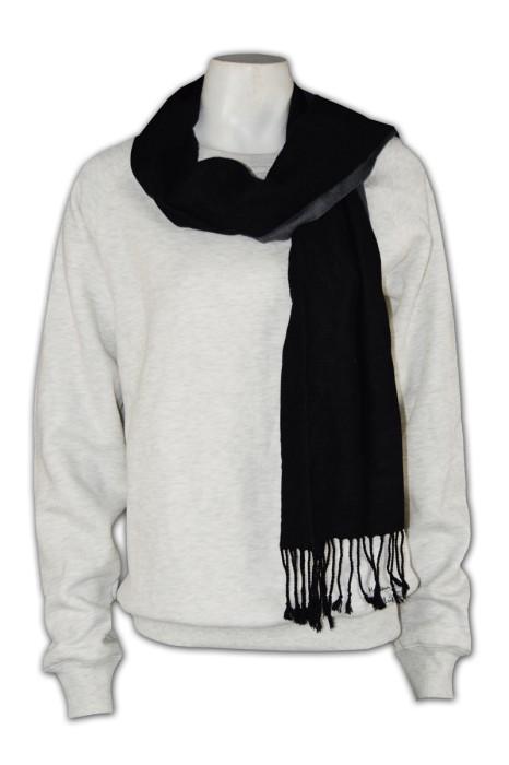 Scarf028 專業訂製針織圍巾  自訂百搭頸巾  訂購團體純色圍巾  圍巾專門店