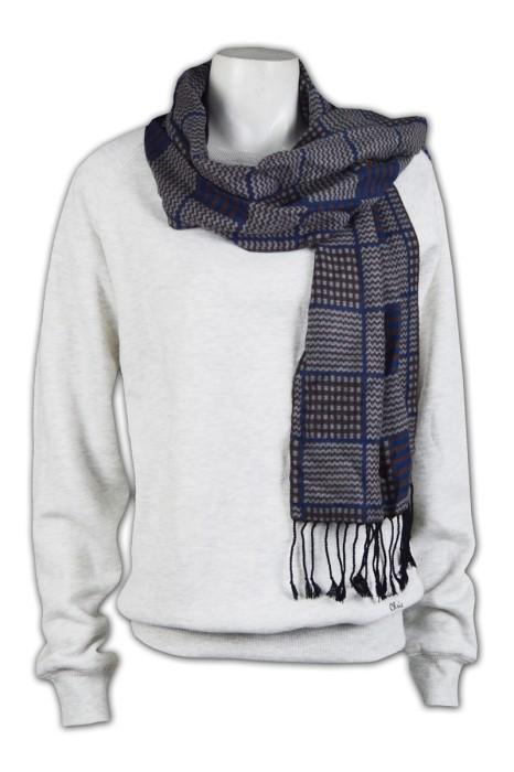 Scarf032 訂製條紋圍巾  來辦訂製圍巾   自訂圍巾款式   圍巾製衣廠