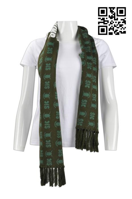 Scarf038  訂做度身圍巾款式   設計LOGO圍巾款式  中學畢業 周年紀念頸巾  自訂圍巾款式  圍巾專門店