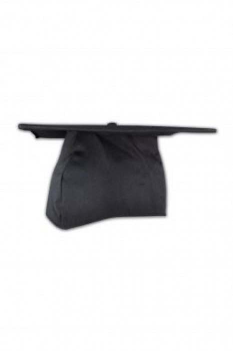GGC03 黑色畢業帽 訂造畢業套裝 自訂畢業帽 團購畢業袍