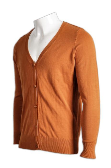 CAR013大量訂購針織冷外套  訂購團體學校冷外套 設計冷外套款式 冷外套供應商HK