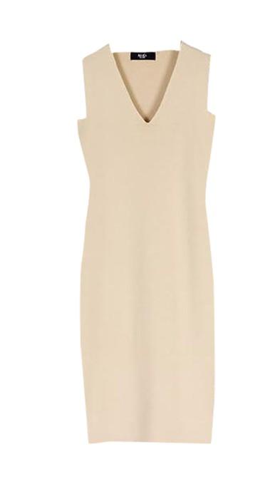 JUM040 網上下單針織連衣裙  供應修身毛衫裙  來樣訂做連衣裙  毛衫裙製造商