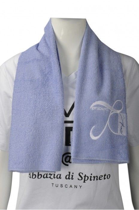 A165  訂購全棉繡logo毛巾  個人設計洗臉毛巾  飛鏢毛巾 網上下單毛巾 毛巾專門店