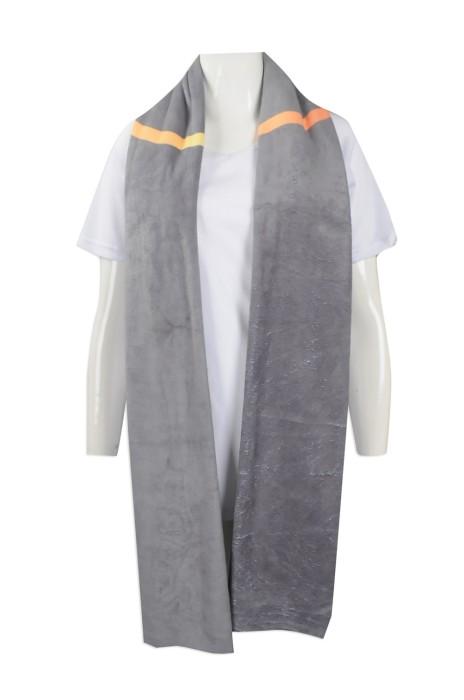 A176 團體訂做長毛巾 網上下單毛巾款式 印製超細纖維毛巾供應商