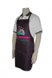 AP040 訂工作圍裙 工作圍裙來版訂做 自製工作圍裙