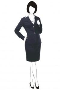 BS051自製工作服西裝 來版訂購西裝套裝